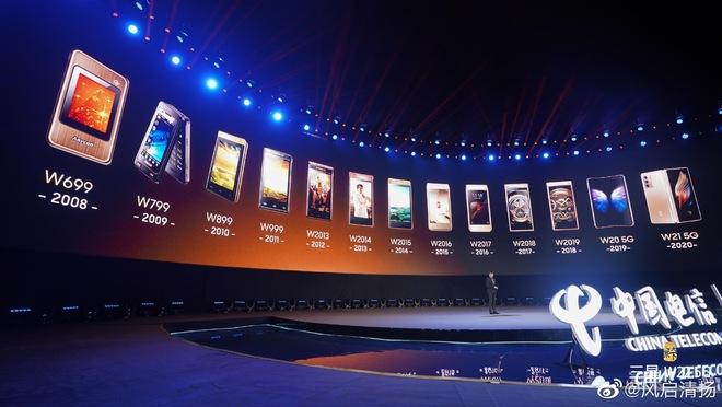 Samsung W22 5G ra mắt: Là Galaxy Z Fold3 đổi tên nhưng chỉ dành cho người dùng Trung Quốc, giá 60 triệu đồng - Ảnh 1.