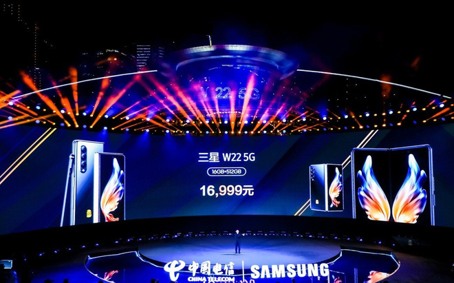 Samsung W22 5G ra mắt: Là Galaxy Z Fold3 đổi tên nhưng chỉ dành cho người dùng Trung Quốc, giá 60 triệu đồng - Ảnh 10.