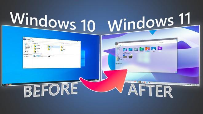 Trở về Windows 10 sau 7 ngày cố tình lên Windows 11: Xin lỗi Microsoft, tôi đã sai rồi! - Ảnh 1.