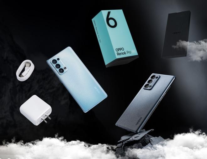 OPPO Reno6 Pro ra mắt tại VN: Nâng cấp hiệu năng và camera, giá 19 triệu đồng kèm nhiều quà - Ảnh 1.