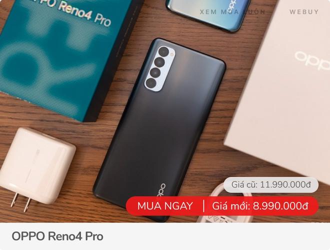 """Điện thoại OPPO từ rẻ đến cao cấp đều đang có sale khủng, toàn máy """"ngon"""" mà giá rẻ chưa từng thấy - Ảnh 4."""