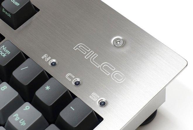 Filco ra mắt bàn phím cơ làm hoàn toàn bằng thép, nặng hơn 4Kg - Ảnh 8.