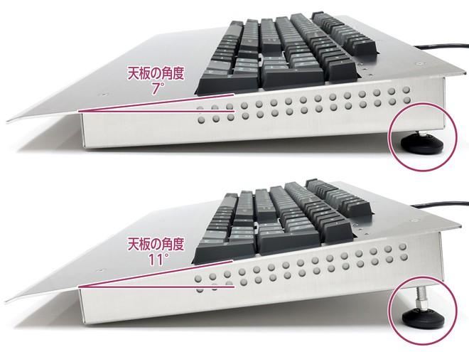 Filco ra mắt bàn phím cơ làm hoàn toàn bằng thép, nặng hơn 4Kg - Ảnh 5.