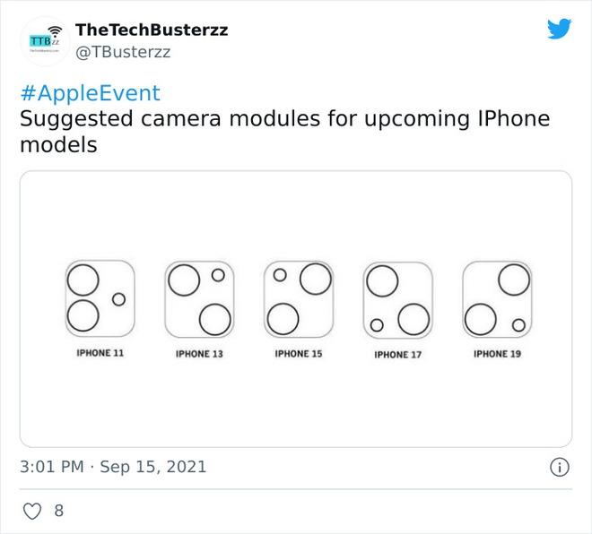 Tại sao iPhone 13 lại có camera đặt chéo? Có phải Apple làm vậy chỉ để cho khác iPhone 12 hay không? - Ảnh 2.
