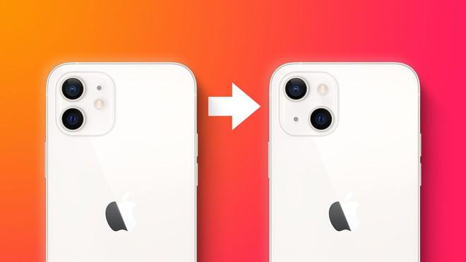 Tại sao iPhone 13 lại có camera đặt chéo? Có phải Apple làm vậy chỉ để cho khác iPhone 12 hay không? - Ảnh 1.