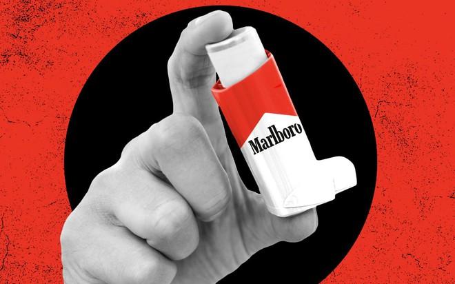 Công ty bán thuốc lá bây giờ sẽ bán thêm máy thở, cho những ai cần điều trị bệnh phổi - Ảnh 3.