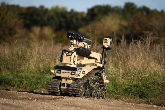 Quân đội Mỹ muốn tích hợp cơ bắp sinh học cho robot - Ảnh 1.
