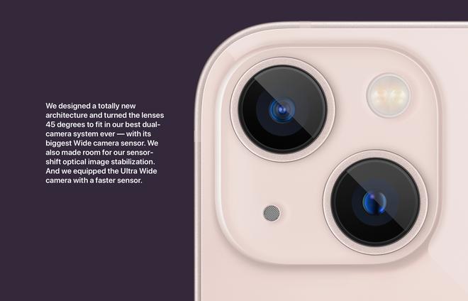 Tại sao iPhone 13 lại có camera đặt chéo? Có phải Apple làm vậy chỉ để cho khác iPhone 12 hay không? - Ảnh 5.