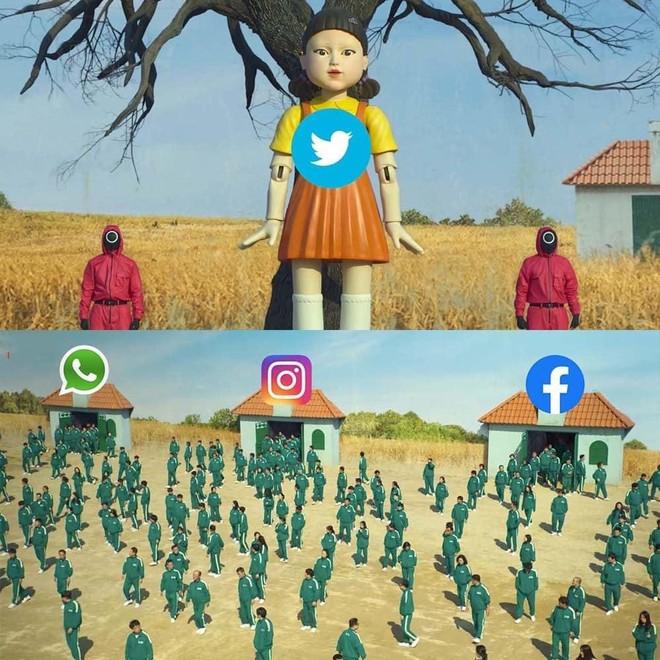 Ngập tràn ảnh chế Facebook bị sập trên toàn cầu - Ảnh 2.