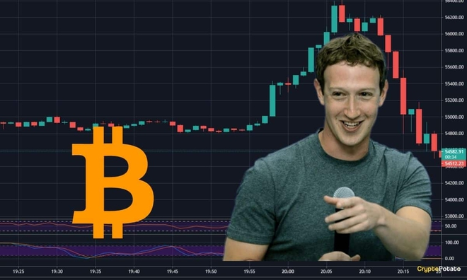 Bitcoin phá mốc 50.000 USD, vượt giá trị thị trường của Facebook - Ảnh 1.