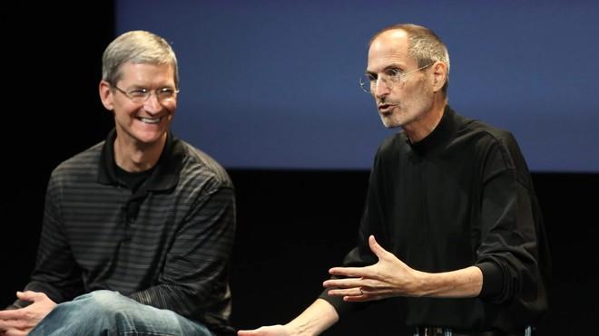 Tròn 10 năm ngày mất cố CEO Steve Jobs - Ảnh 3.