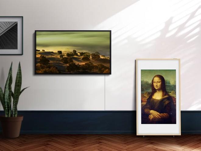 Samsung ra mắt TV The Frame Mini phiên bản 32 inch đặc biệt, giá 17.9 triệu đồng - Ảnh 4.