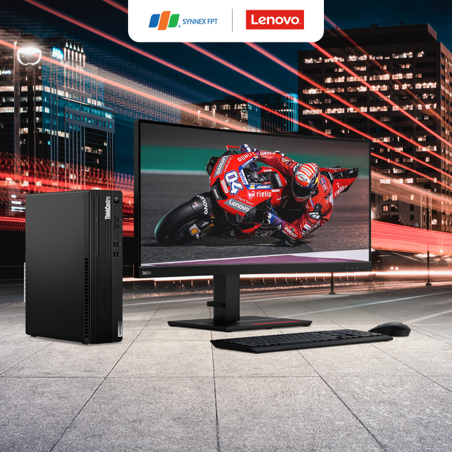 Máy tính đồng bộ Lenovo ThinkCentre M70t và M70s: Hiệu năng mạnh mẽ, bảo mật tối đa - Ảnh 2.