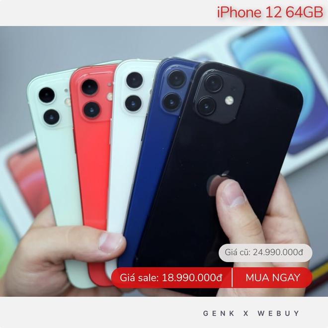 Thứ 6 sale smartphone giá sốc: iPhone giảm đến 5 triệu, Samsung deal khủng hơn 10 triệu không hốt nhanh là tiếc - Ảnh 1.
