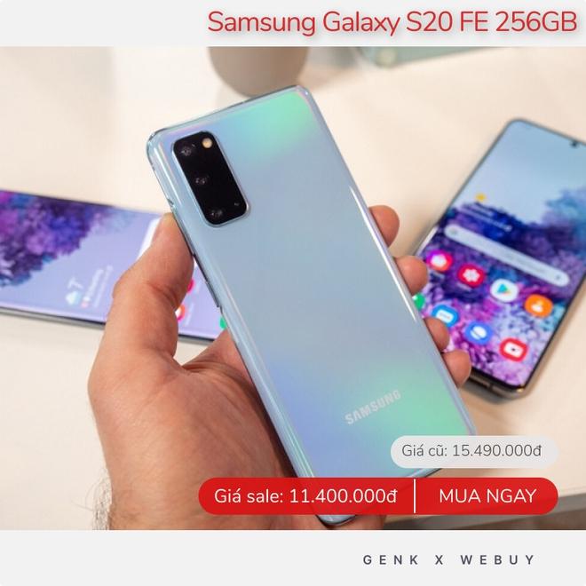 Thứ 6 sale smartphone giá sốc: iPhone giảm đến 5 triệu, Samsung deal khủng hơn 10 triệu không hốt nhanh là tiếc - Ảnh 4.