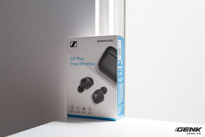 Trên tay tai nghe Sennheiser CX Plus True Wireless: Có gì đặc biệt ở phiên bản nâng cấp này? - Ảnh 1.
