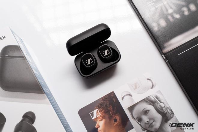 Trên tay tai nghe Sennheiser CX Plus True Wireless: Có gì đặc biệt ở phiên bản nâng cấp này? - Ảnh 10.