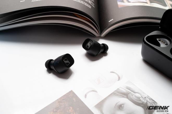 Trên tay tai nghe Sennheiser CX Plus True Wireless: Có gì đặc biệt ở phiên bản nâng cấp này? - Ảnh 5.
