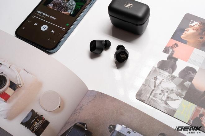 Trên tay tai nghe Sennheiser CX Plus True Wireless: Có gì đặc biệt ở phiên bản nâng cấp này? - Ảnh 7.
