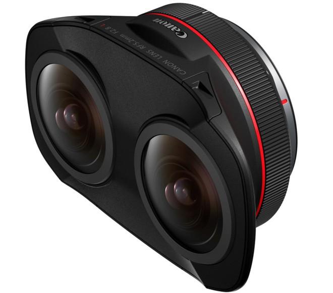 Canon ra mắt RF 5.2mm f/2.8 L Dual Fisheye: Một ống kính với 2 mắt phục vụ cho việc quay VR - Ảnh 4.
