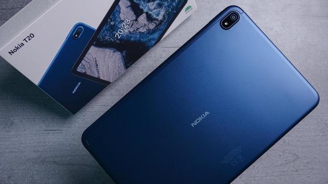 Nokia ra mắt máy tính bảng Android phục vụ nhu cầu học tập và làm việc online, giá gần 6 triệu đồng - Ảnh 1.