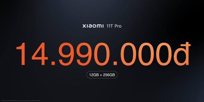 Xiaomi 11T series 5G ra mắt tại VN: Màn hình AMOLED 120Hz, camera nâng cấp chất lượng, sạc nhanh 120W, giá từ 10.9 triệu đồng - Ảnh 8.