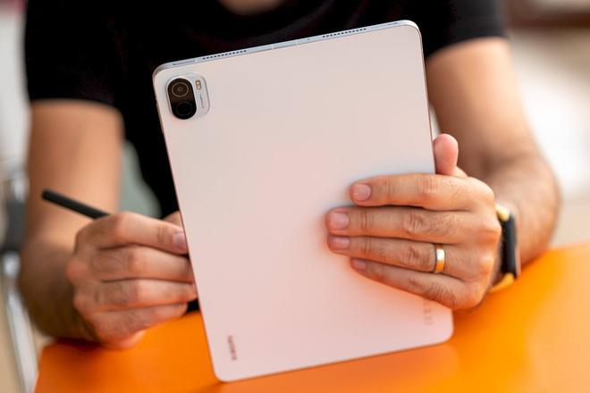 Xiaomi Pad 5 ra mắt tại VN: Thiết kế cao cấp giống iPad Pro, Snapdragon 860, giá chỉ từ 8.9 triệu đồng - Ảnh 3.