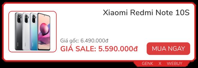 """Đang tìm mua điện thoại Xiaomi, ngó ngay mấy deal """"nóng hổi"""" giảm tới cả triệu này - Ảnh 5."""