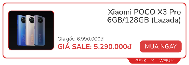 """Đang tìm mua điện thoại Xiaomi, ngó ngay mấy deal """"nóng hổi"""" giảm tới cả triệu này - Ảnh 11."""