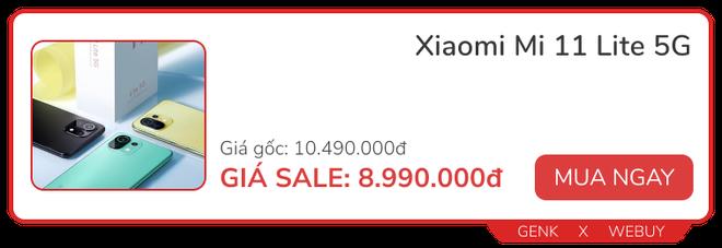 """Đang tìm mua điện thoại Xiaomi, ngó ngay mấy deal """"nóng hổi"""" giảm tới cả triệu này - Ảnh 3."""