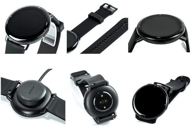 Xiaomi ra mắt smartwatch kháng nước IP68, đo SpO2, pin 8 ngày, giá chỉ 1.35 triệu đồng - Ảnh 2.