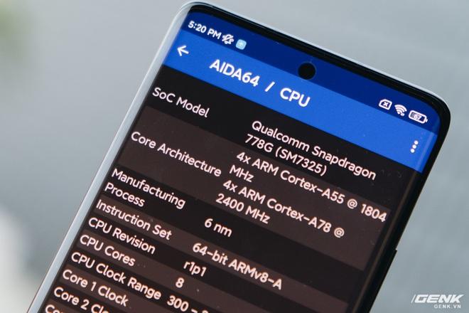 Trên tay Xiaomi CIVI: Khi Xiaomi lấy cảm hứng từ vivo - Ảnh 16.