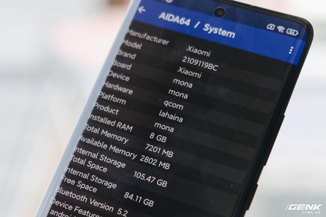 Trên tay Xiaomi CIVI: Khi Xiaomi lấy cảm hứng từ vivo - Ảnh 17.