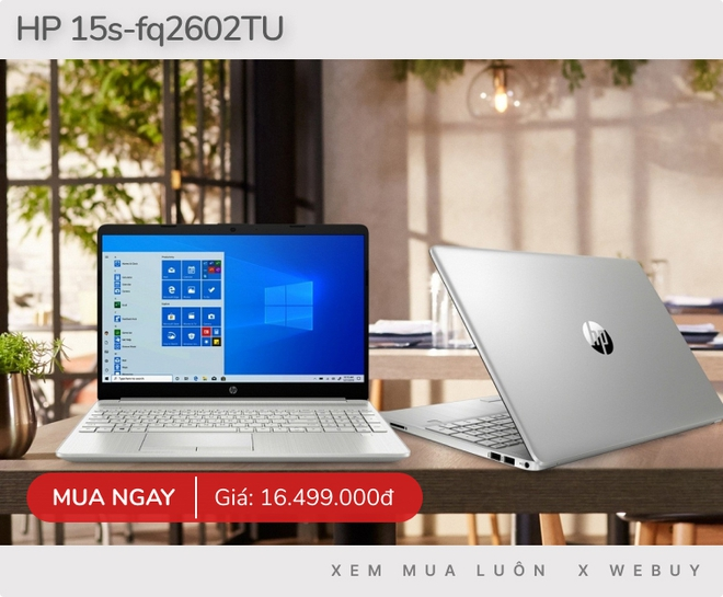 Từ 15 triệu đã có 5 laptop chạy Core i5 11th, RAM 8GB mạnh mẽ, dùng văn phòng hay chơi game nhẹ nhàng đều mượt êm - Ảnh 3.