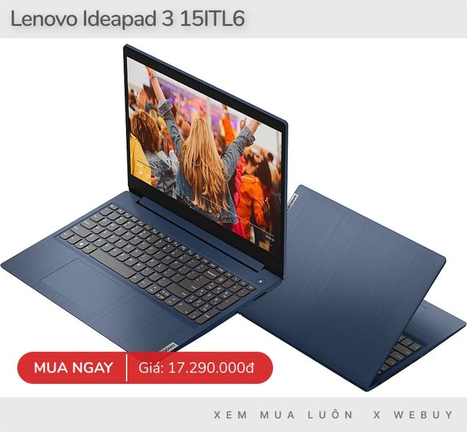 Từ 15 triệu đã có 5 laptop chạy Core i5 11th, RAM 8GB mạnh mẽ, dùng văn phòng hay chơi game nhẹ nhàng đều mượt êm - Ảnh 5.