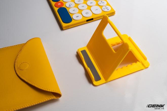 Trải nghiệm nhanh bàn phím gập MiPOW Mini Slim-Fold mỏng nhất thế giới: Gõ chưa đã tay nhưng bù lại gấp gọn như cuốn sổ rất đẹp - Ảnh 14.