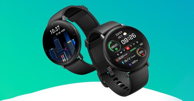 Xiaomi ra mắt smartwatch kháng nước IP68, đo SpO2, pin 8 ngày, giá chỉ 1.35 triệu đồng - Ảnh 1.
