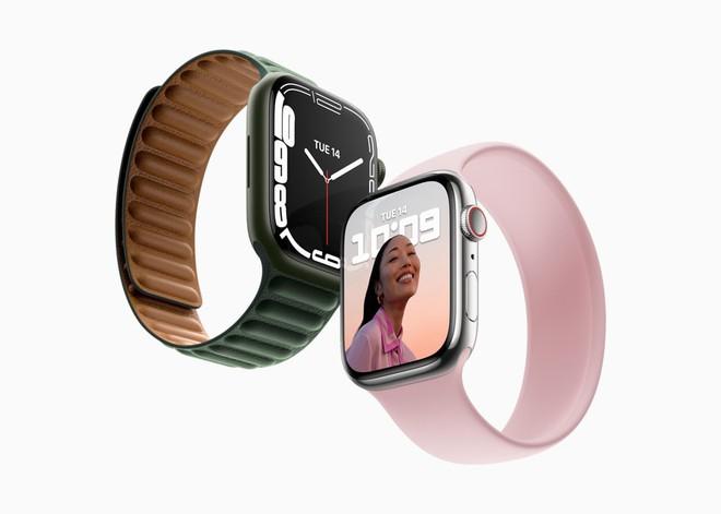 Apple Watch Series 7 chính thức mở bán, giá không đổi 399 USD - Ảnh 1.