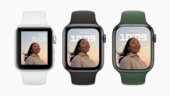 Apple Watch Series 7 chính thức mở bán, giá không đổi 399 USD - Ảnh 2.