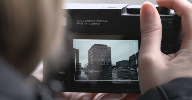 Leica thêm tính năng chỉnh góc nhìn ngay trên máy dành cho bộ 3 camera Leica M - Ảnh 1.