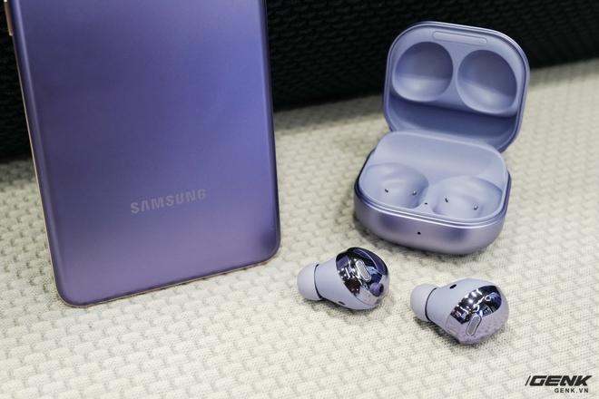 Tai nghe Galaxy Buds Pro xài rất ổn nhưng người dùng iOS thì lại đang khóc ròng - Ảnh 1.