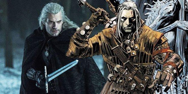"""Tạo hình dàn nhân vật chính của The Witcher: Đẹp thì có đẹp nhưng """"lệch sóng"""" so với nguyên tác mất rồi! - Ảnh 2."""