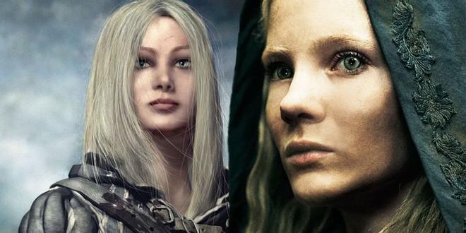 """Tạo hình dàn nhân vật chính của The Witcher: Đẹp thì có đẹp nhưng """"lệch sóng"""" so với nguyên tác mất rồi! - Ảnh 4."""