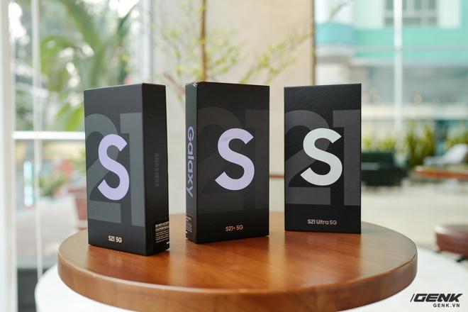 Galaxy S21 series bán chạy hơn tại quê nhà Hàn Quốc - Ảnh 1.