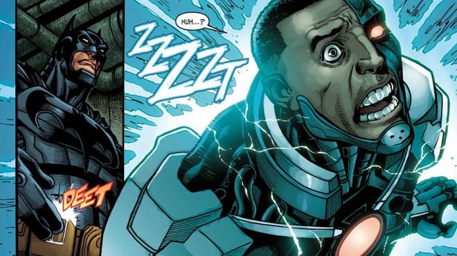 """Những điều tồi tệ nhất Batman từng thực hiện, từ xuống tay dã man với kẻ thù cho đến """"cắm sừng"""" bạn bè - Ảnh 7."""