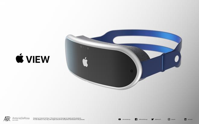 Đây là kính thực tế của Apple: Thiết kế dạng mô-đun như AirPods Max, 2 màn hình 8K, công nghệ theo dõi chuyển động mắt... - Ảnh 2.