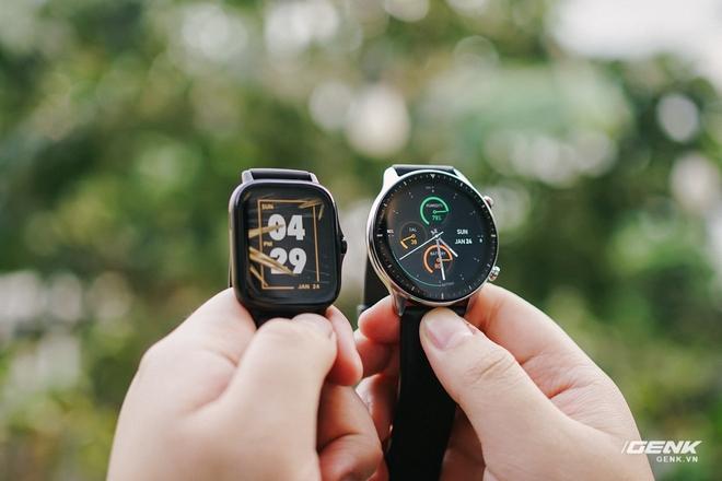 Chiếc đồng hồ này giống Apple Watch nhưng giá rẻ chỉ bằng 1/3 - Ảnh 3.
