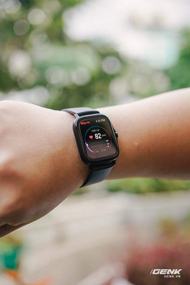 Chiếc đồng hồ này giống Apple Watch nhưng giá rẻ chỉ bằng 1/3 - Ảnh 11.