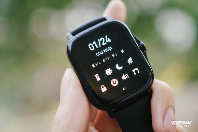 Chiếc đồng hồ này giống Apple Watch nhưng giá rẻ chỉ bằng 1/3 - Ảnh 15.