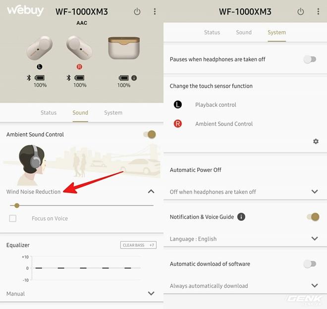 """Lỡ """"mê"""" Galaxy Buds Pro ngay từ khi ra mắt nhưng đây là 3 lý do tôi quyết định ở lại với Sony WF1000XM3 - Ảnh 5."""
